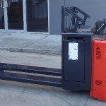 used forklift linde series 131 T20 T24 electric hand pallet truck u72431