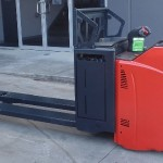 used forklift linde series 131 T20 T24 electric hand pallet truck u72436 1