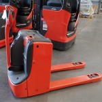 used forklift linde series 1152 t16 t20 electric hand pallet truck U78500 1