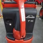 used forklift linde series 360 t16 electric hand pallet truck u20079 1