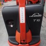 used forklift linde series 360 t16 electric hand pallet truck u20084 3