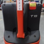 used forklift linde series 1152 t16 t20 electric hand pallet truck u72826 1