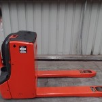 used forklift linde series 1152 t16 t20 electric hand pallet truck u77957 1