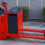 used forklift linde series 131 T20 T24 electric hand pallet truck u15470