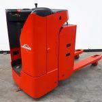 used forklift linde series 144 T20SP electric ride on pallet truck u77329 2