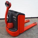 used forklift linde series 360 t16 electric hand pallet truck u21498 2