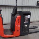 used forklift linde series 132 n20 n24hp electric order picker u78518 6
