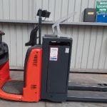 used forklift linde series 132 n20 n24hp electric order picker u78521 2