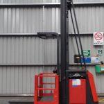used forklift linde series 015 v11-12 electric order picker U23809.2