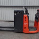 used forklift linde series 132 n20-n24hp electric order picker - U20119.1
