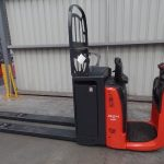 used forklift linde series 132 n20-n24hp electric order picker - U70791.1