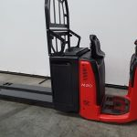 used forklift linde series 132 n20-n24hp electric order picker - U72046.1